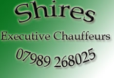 Shires Executive Chauffeurs